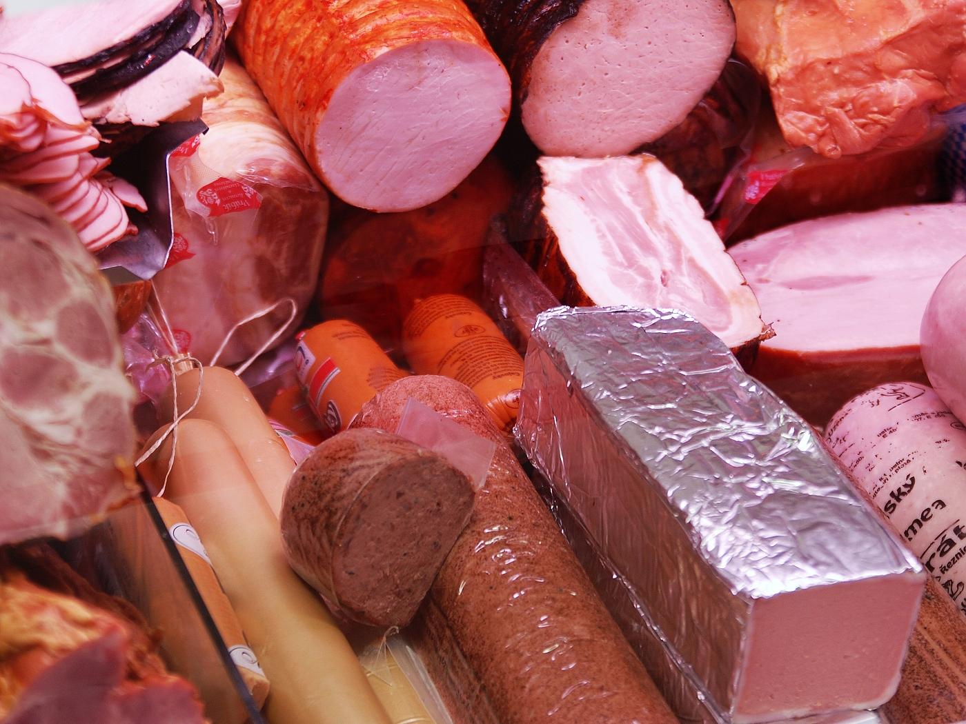 Vlastní výroba masa a uzenin Jan Vrábík